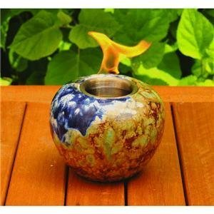Captivating ... Top Fire Pot For $17. Again ...