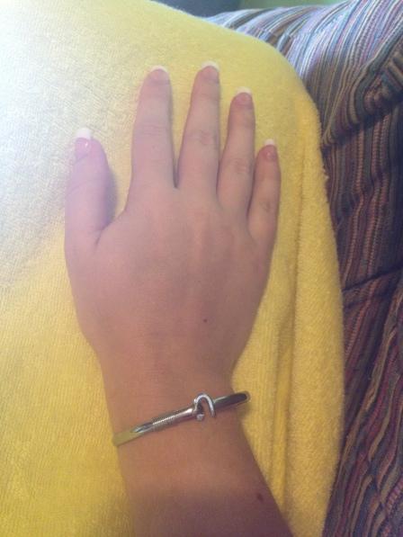 My new hook bracelet